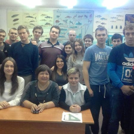 Встреча с сотрудниками Всероссийского научно-исследовательского института пресноводного рыбного хозяйства