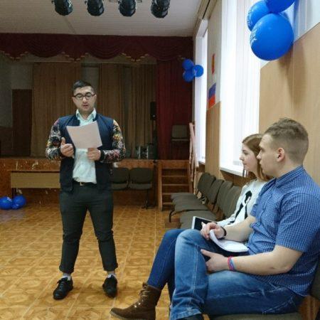 Отчетно-выборная конференция студенческого совета