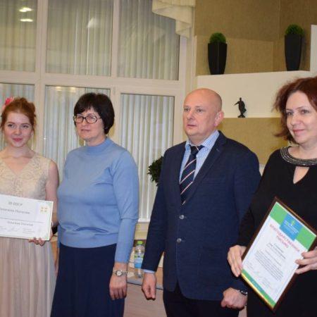 Студентка ДРТИ получила грант за талант и научные достижения