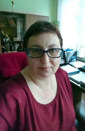 Ибрагимова Ирина Евгеньевна