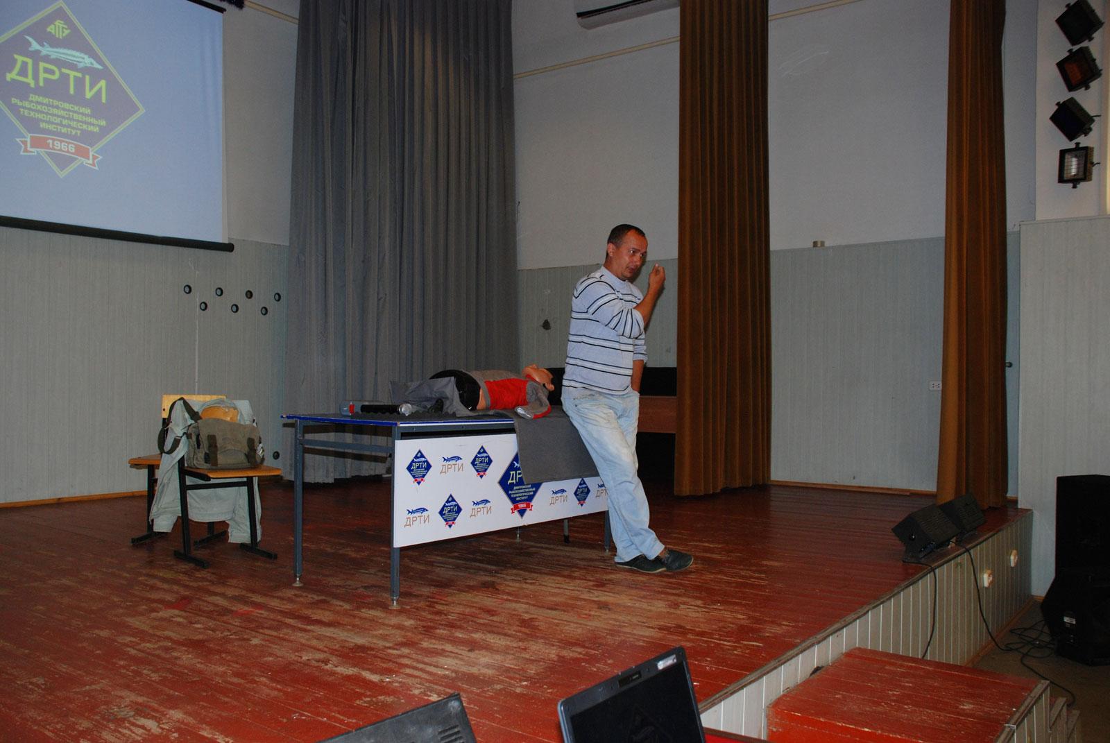 Обучение по программе оказания первой медицинской помощи