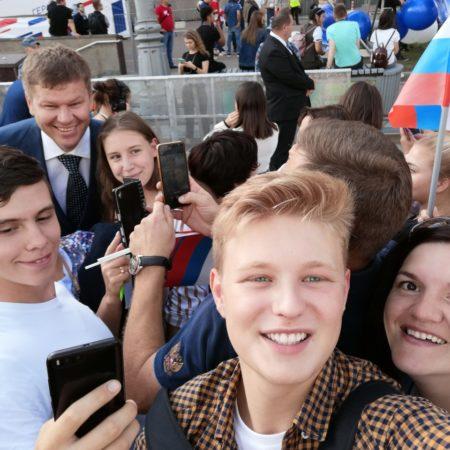 СТУДЕНТЫ ДРТИ ПОБЫВАЛИ НА МЕГА-КОНЦЕРТЕ В МОСКВЕ