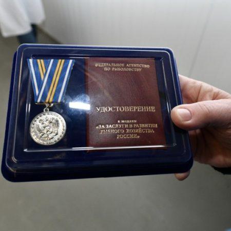 Сотрудники ДРТИ получили заслуженные награды