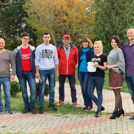 Дмитровский рыбохозяйственный технологический институт принял участие в проекте «Кедры России»