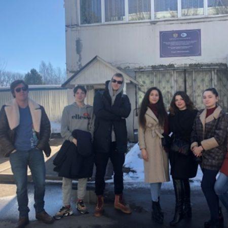 Экскурсия на Конаковский завод по осетроводству
